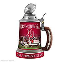 Oklahoma Sooners Stein