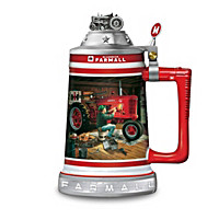 Farmall Commemorative Stein