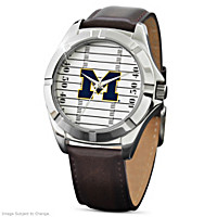 Go Blue Men\'s Watch