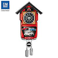 Chevrolet Pickup Truck Wall Clock