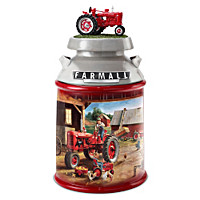Farmall Cookie Jar