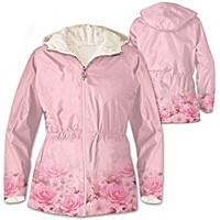 Blush Of Beauty Women\'s Jacket