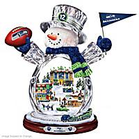 Seattle Seahawks Figurine