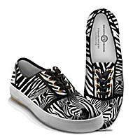 Zebra Luxe Women\'s Shoes