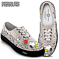 Happiness Is Friendship Women\'s Shoes