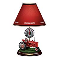 Farmall Heritage Lamp