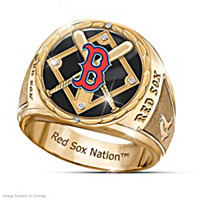 Pride Of Boston Ring
