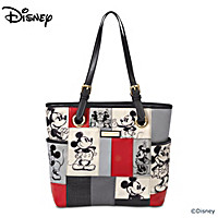 Disney Patches Of Love Tote Bag