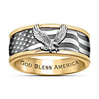 Freedom Soars Ring