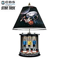 STAR TREK Transporter Lamp