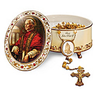 Saint John Paul II Music Box