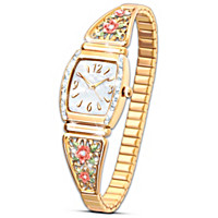 The American Rose Women\'s Watch