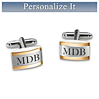 Esquire Personalized Cuff Links
