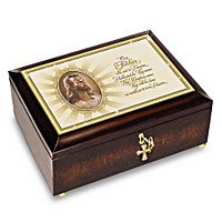 The Lord\'s Prayer Music Box