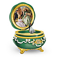GONE WITH THE WIND 75th Anniversary Music Box