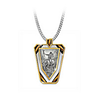 Deliverance Pendant Necklace