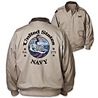 Navy Forever Men\'s Jacket