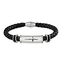 Foundation Of Faith Men\'s Bracelet