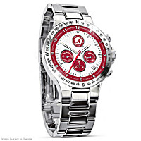 Alabama Crimson Tide Men\'s Collector\'s Watch