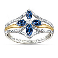 The Promise Of Faith Ring