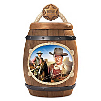John Wayne: One Tough Cookie Cookie Jar