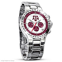 Texas A&M Aggies Men\'s Collector\'s Watch