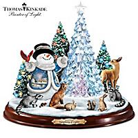 Thomas Kinkade Symphony Of Lights Sculpture