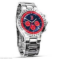 Boston Red Sox Collector's Watch