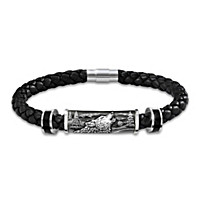 Spirit Of The Wilderness Men's Bracelet