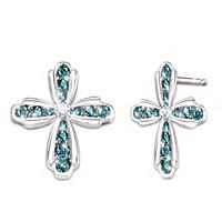 Heavenly Grace Diamond Earrings