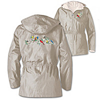 Nature\'s Symphony Women\'s Jacket