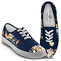 Kitty-Kat Cute Women's Shoes