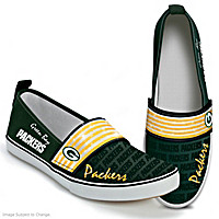 Steppin' Out With Pride Packers Women's Shoes