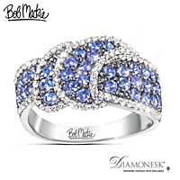Bob Mackie Tantalizing Tanzanite Ring