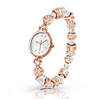 Nature's Healing Moments Women's Watch