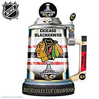 Blackhawks® 2015 Stanley Cup® Championship Stein
