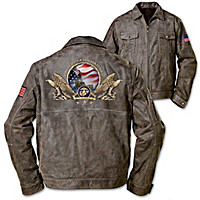 The Few & The Proud Men\'s Jacket