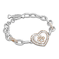 Pet Lover's Bracelet