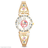 My Yankees Women\'s Watch