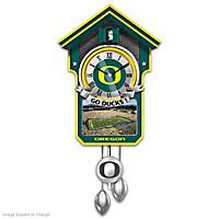 University Of Oregon Cuckoo Clock
