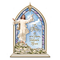 The Lord\'s Prayer Sculpture