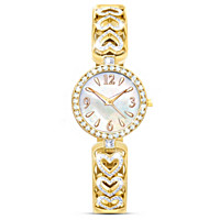 Today, Tomorrow, Always Diamond Women's Watch