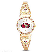 My 49ers Women\'s Watch