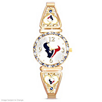 My Texans Women\'s Watch