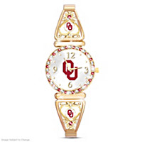 My Sooners Women's Watch