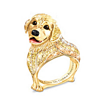 Best In Show Golden Retriever Ring