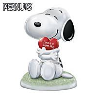 Snoopy, I Love You Music Box