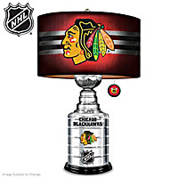 Chicago Blackhawks® Stanley Cup® Lamp
