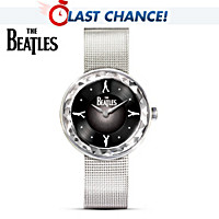 The Beatles Abbey Road Women\'s Watch