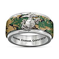 USMC Pride Ring